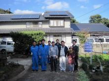 長崎県壱岐市 Y様邸 太陽光発電設置