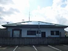 長崎県鹿町町 M様 太陽光発電設置